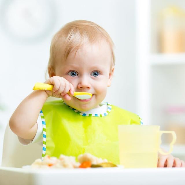 Питание и товары для детей