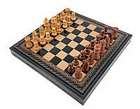 """Подарочный набор Italfama """"Palissandro Dorato"""" (шахматы, шашки)"""