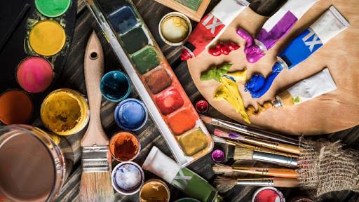 Товари для малювання