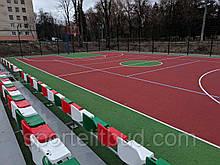 Будівництво спортивних майданчиків
