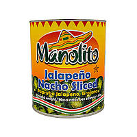 Перець Халапеньйо різаний Jalapeno Manolito 2,9 кг