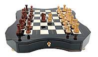 """Шахматы подарочные, элитные Italfama """"Palissandro"""""""