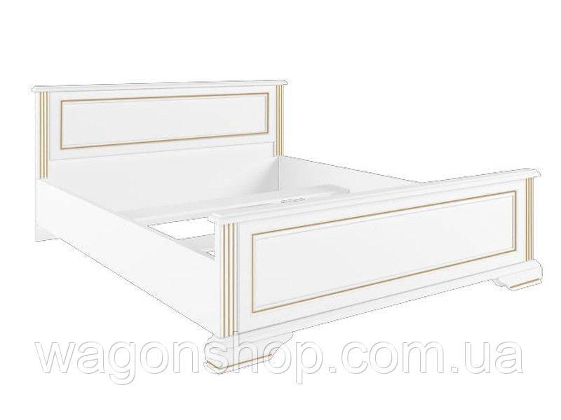 Кровать 180 (каркас) Вайт/White