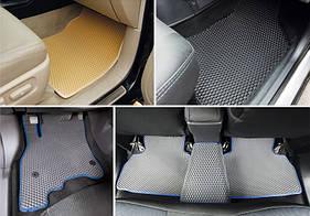 Ковры салона  EVA  Renault Fluence 09- (полный - 4 шт)