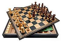 """Подарочный набор Italfama """"Classico Palissandro Dorato"""" (шахматы, шашки, нарды)"""