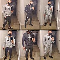 Чоловічий спортивний костюм 006 ДЧ