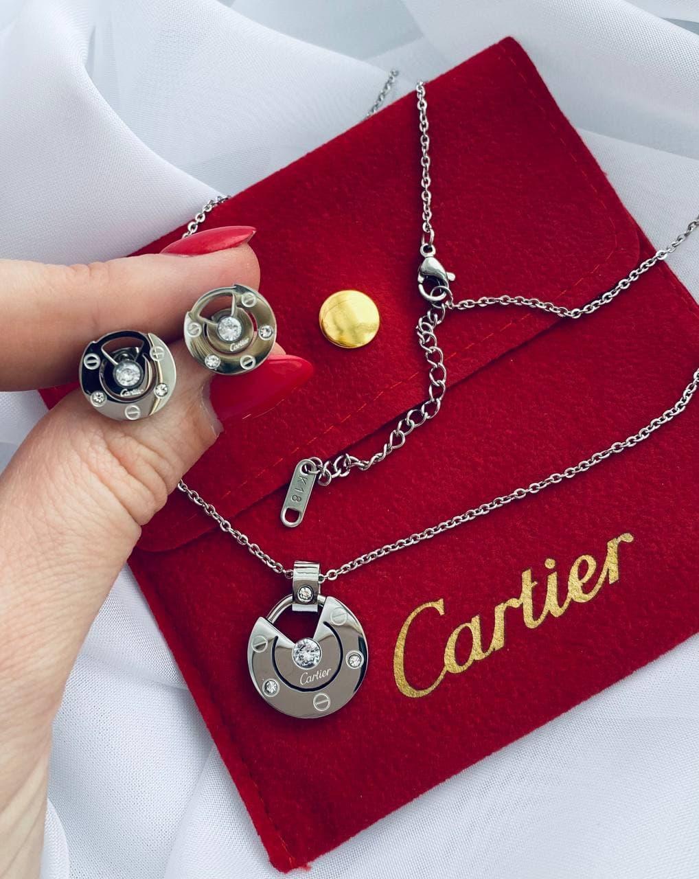 Набір Cartier amulet