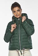 Оригинальная куртка Braggart женская осенне-весенняя нефритовая модель 62574