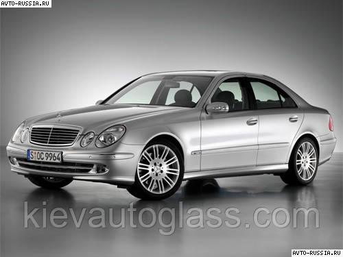 Лобовое стекло на MERCEDES W211 E-CLASS