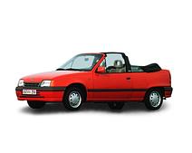 Opel Kadett E Кабріо (1986 - 1993)