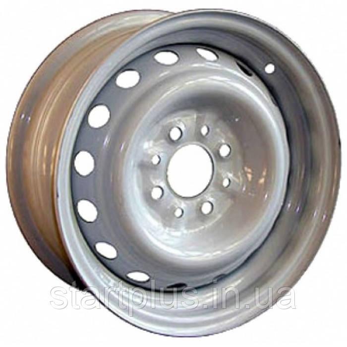 Диск колесный  14Н2х5,0J ВАЗ 2110 серебро