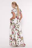 Платье Алена букет, фото 2