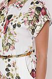 Платье Алена букет, фото 4