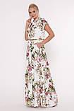 Платье Алена букет, фото 5