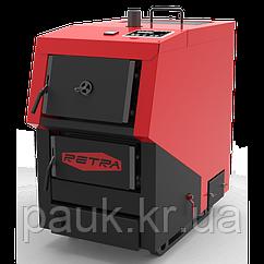 Котел твердотопливный 32 кВт Retra Light Plus, стальной отопительный котел