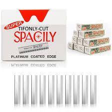 Лезвие для удаления лишних волосков Tifonly Cut Spacily, 1шт., фото 2