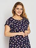 Сукня жіноча Яна ситець, фото 4