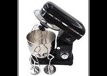 Кухонный комбайн миксер с металлической чашей Crownberg CB-3405 планетарный 2200 Вт