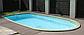 """Композитный бассейн """"Леман"""" 6,5х3,3х1,5 м, фото 2"""