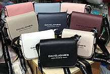 Женская Сумочка  клатч сумка David Jones через плечо кросс-боди.