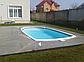 """Композитный бассейн """"Леман"""" 6,5х3,3х1,5 м, фото 4"""