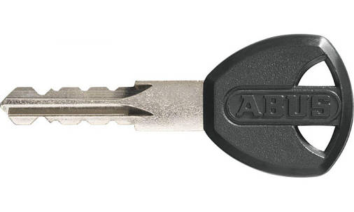 Велозамок ABUS 6512K/180 Booster Black SCMU, фото 2