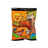 Конфеты Chupa Chups Infernals Chews Bag 120 г, фото 1