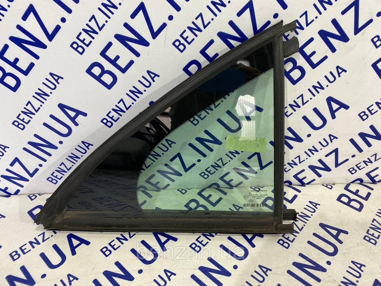 Форточка задней правой двери Mercedes W221 A2217300220