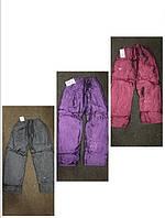 Зимние не продуваемые штаны для девочки