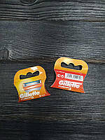 Gillette Fusion сменные картриджи 1 шт в упаковке