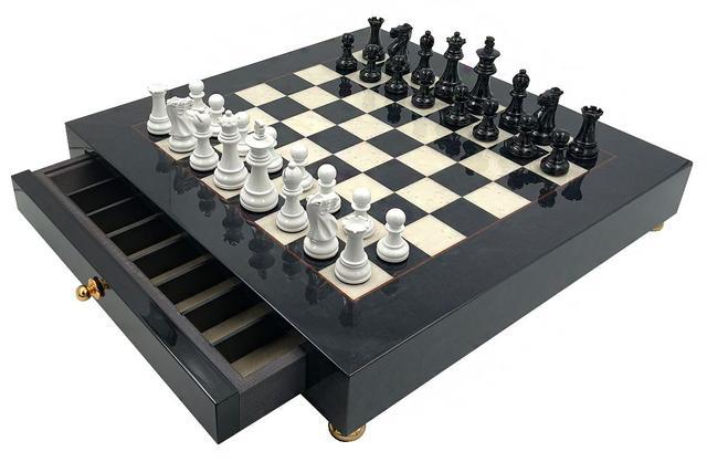 Коллекция фигур Classico. Итальянские шахматы Italfama