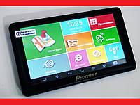 """7"""" Планшет Pioneer 715 - GPS+ 4Ядра+ 8Gb+ Android"""