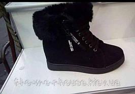 Зимові черевики