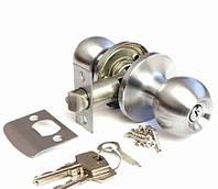 Ручка-защелка NS 607 ET-CP с ключами полированный хром