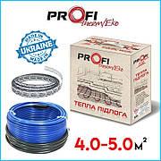 Тепла підлога 4.0-5.0м² (665Вт)  ProfiTherm Eko-2  (40 м/п) електрична