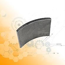 Тормозная накладка задняя КрАЗ (трибо) 200-3502105