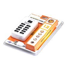 Универсальный Хаб 10 портов USB2.0 P-1603