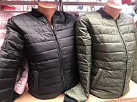 Женская куртка демисезон Разные цвета Стеганная Рр 42 44 46 48 50 52