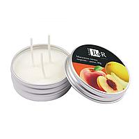 Масажна свічка Richcolor Персик-Диня, 30 гр