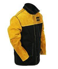 Куртка кожаная ESAB Proban Welding Jacket для сварщика - размер XL