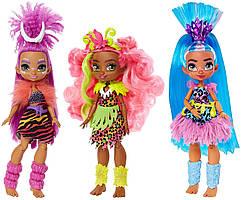 Набор из 3х кукол Пещерный клуб Первые друзья Mattel Cave Club First Friends