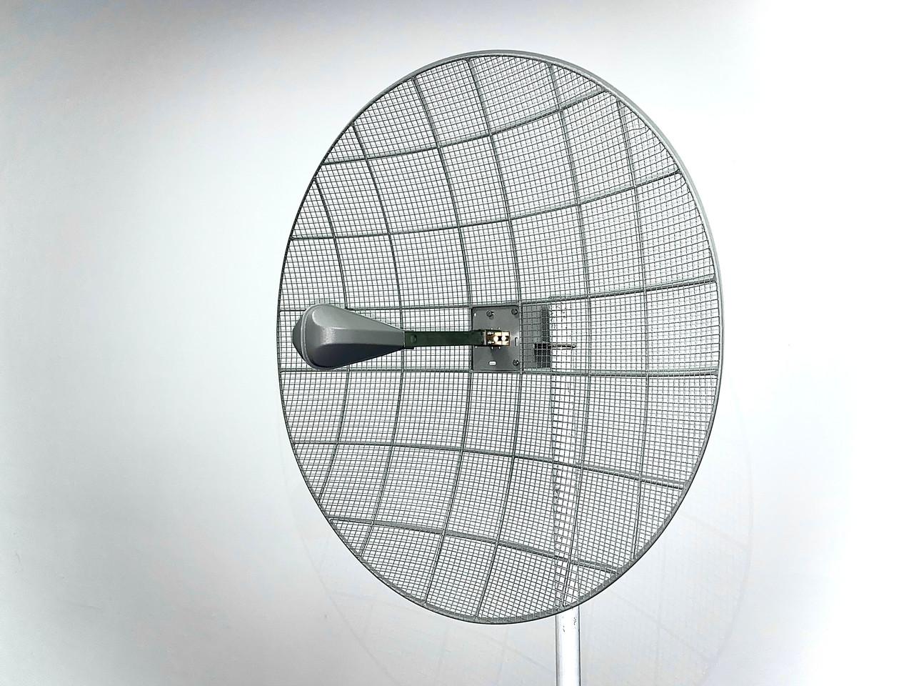 Kroks KNA30 - 1700/2700 - Параболическая 4G MIMO антенна 30 дБ