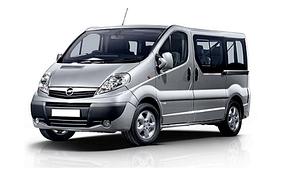 Opel Vivaro (2001 - 2013)