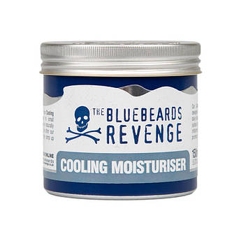 Крем для шкіри The Bluebeards Revenge Cooling Moisturiser 150мл