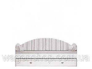 Диван-ліжко з ящиком LOZ80 (Авеню смугастий) Салерно