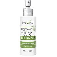 Концентрированный лосьон сыворотка ItalWax, 100 мл против врастания волос