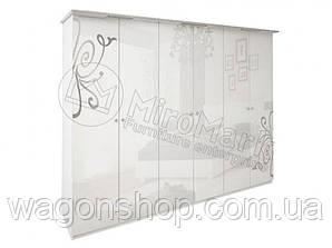 Шафа 6Д Богема без дзеркал (MiroMark)