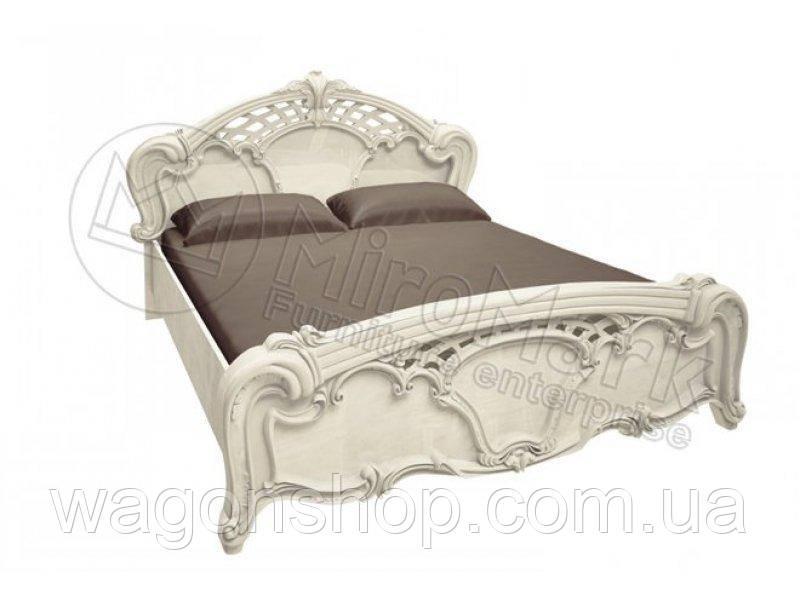Ліжко 180 Олімпія без вкладу (Радика Беж)