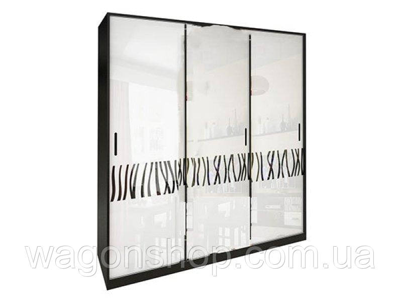 Шафа 3Д без дзеркал Терра Miro Mark