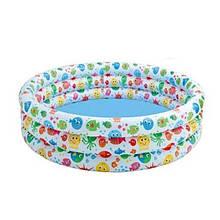 Дитячий надувний басейн Intex 56440 (168*38 см)